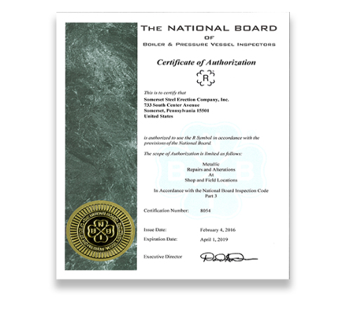 National Board R Certified