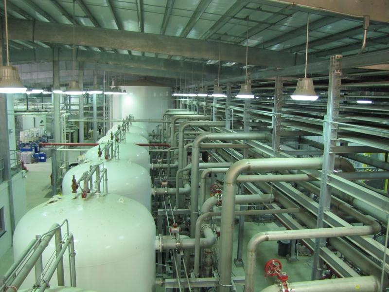 Consol Energy Mannington Somerset Steel Erection