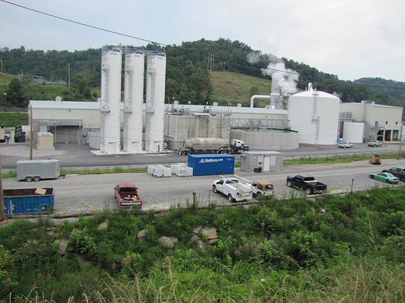 Consol Energy Mannington